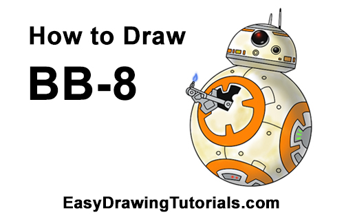How to Draw Star Wars BB-8