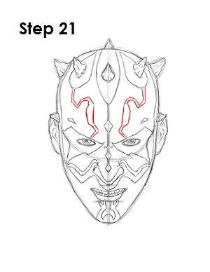 Darth Maul Coloring Pages Simple Stars Wars Coloring Pages Star