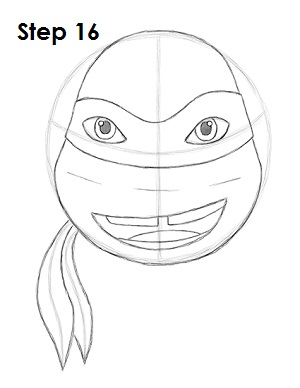 How to Draw Donatello (TMNT)