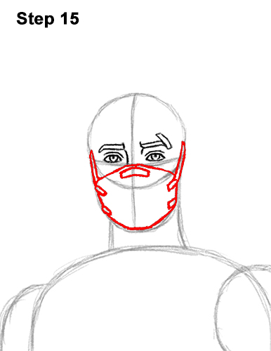 How To Draw Drift From Fortnite Video Step By Step Pictures