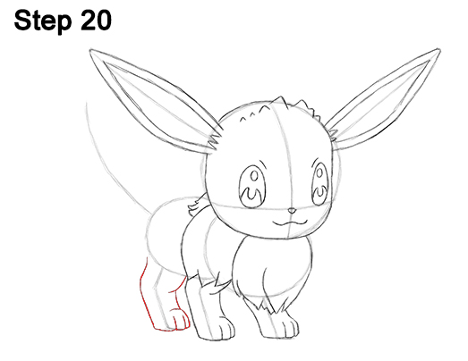 394 Eevee Pokemon Start 4