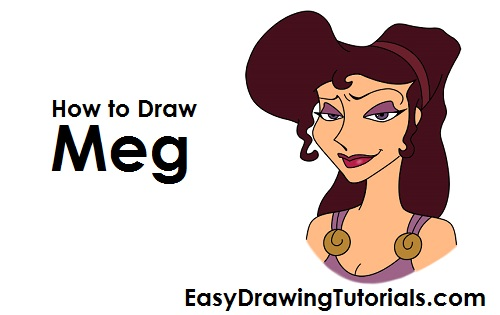 How to Draw Meg