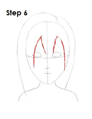 Draw Namine Step 6