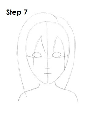 Draw Namine Step 7