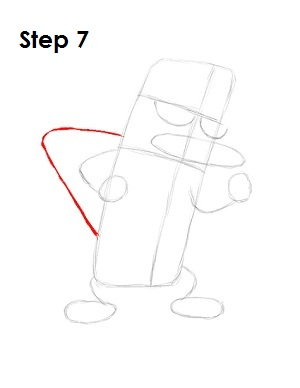 how to draw perry the platypus agent p