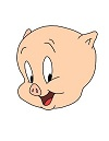How to Draw Porky Pig