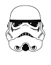 How to Draw Stormtrooper (Star Wars)