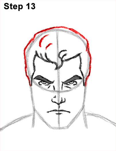 How to Draw Superman (...