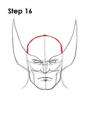 V For Vendetta Mask Drawing How to Draw Wolverine