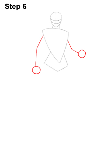 Line Drawing Woman Body : How to draw wonder woman full body