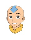 How to Draw Aang (Avatar)