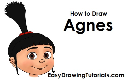 How to Draw Agnes