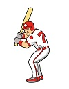 How to Draw Cartoon Baseball Player