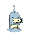 How to Draw Bender Robot Futurama