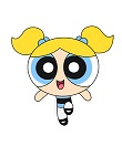 How to Draw Bubbles Powerpuff Girls Full Body