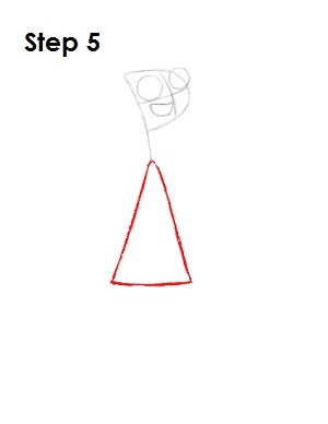 How to Draw Candace Step 5