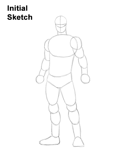 How to Draw Drift Skin Fortnite Battle Royale Guide Lines