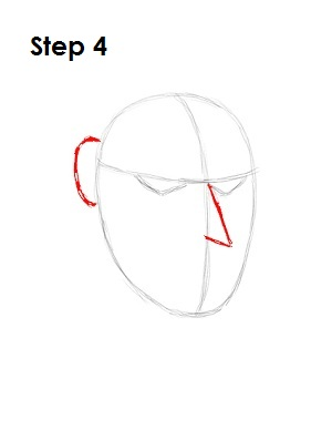 Draw the Joker Step 4
