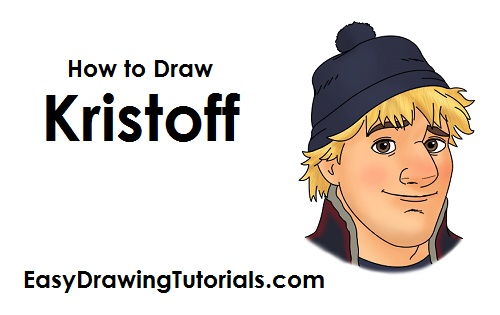 How to Draw Kristoff