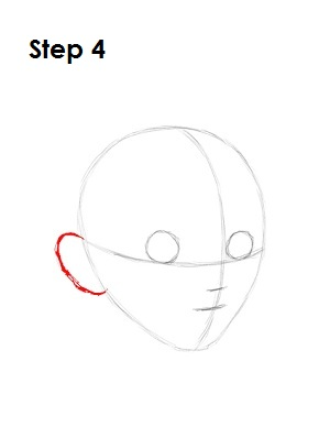 How to Draw Peter Pan Step 4