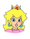 Draw Princess Peach