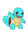 How to Draw Squirtle Pokemon