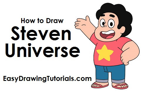 How to Draw Steven Universe