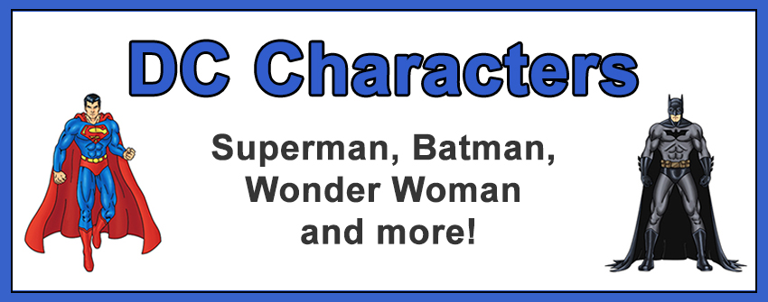 How to Draw DC Characters Popular Categories