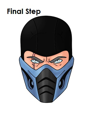 How to Draw Sub-Zero