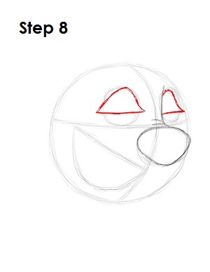 How to Draw Timon Step 8