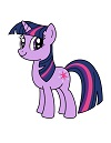 Draw Twilight Sparkle
