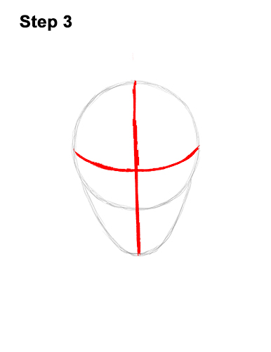 How to Draw Fortnite Vendetta Skin Mask Max 3