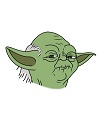 How to Draw Yoda (Star Wars)